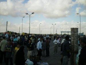 Photo by Natalie Abou Shakra. Rafah. 2nd. June, 2009