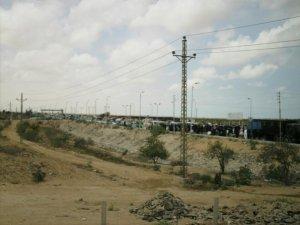 Photo by Natalie Abou Shakra. ISM Gaza. Rafah. June 2nd. 2009